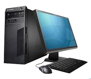 联想(Lenovo) 扬天T4900 台式电脑 (G2030 4G 1TB DVD刻录 1G独立显卡 兆网卡 DOS)20寸液晶