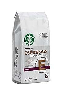 Starbucks 星巴克 浓缩烘培咖啡豆 200克(6包)