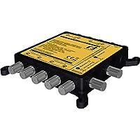 Inverto 5294 IDLU-UWT110-CUO1O-32PP 单功能 2 个开关 黑色
