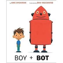 Boy and Bot (English Edition)