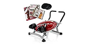 Pro Exercise Abs Core Workout & Fitness Machine w/DVD | AS SEEN ON TV