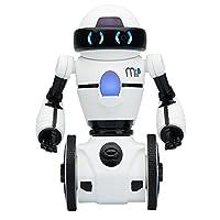 WowWee 智领高 Mip 机器人 蓝牙遥控智能机器人 适用于苹果/安卓手机 白色