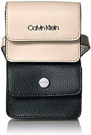 Calvin Klein Tonya 小牛皮挎包