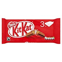 KitKat 牛奶巧克力条, 20件装