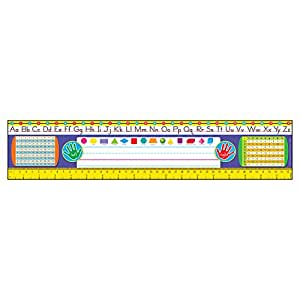 Desk Toppers® 参考铭牌:2-3 年级(Zaner-Bloser)