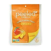 Peeled Snacks 干水果,Much-ado-about-mango,2.8 盎司(12 件装)