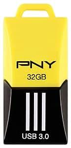 Pny 必恩威 F1 USB3.0 32GB 黄色 U盘