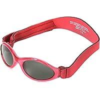 baby banz 儿童防紫外线太阳镜探索系列 摇滚红0-2岁(亚马逊进口直采,澳大利亚品牌)