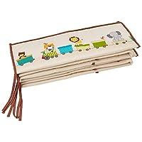 Bedtime Originals Crib Bumper, Choo Choo