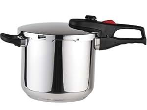 Magefesa Practika Plus Stainless Steel 3.3 Quart Super Fast Pressure Cooker