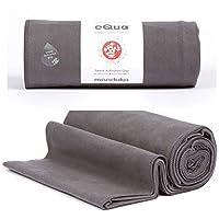 Manduka(Manduka) 瑜伽垫 地垫毛巾 EQUA MAT TOWEL【日本正品】 401105040-TH