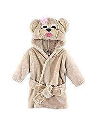Hudson Baby 柔软毛绒浴袍,猴子小姐,均码