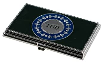 Visol Products Tracy Fancy Women's Business Card Holder