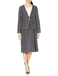 Cecile 套装裙 + 无领夹克 正装 上班 女式