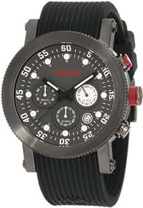 red line Men's RL-18101VD-014WH-GUN Watch