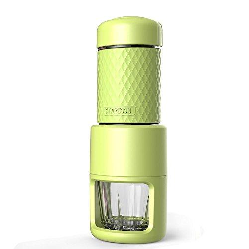 STARESSO SP-200 手动便携式咖啡机 赠:咖啡粉条5条+咖啡胶囊5个
