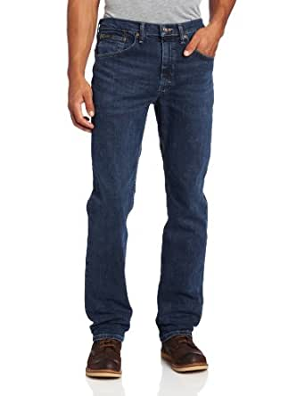 Lee 男士 高级精选经典款直筒牛仔裤 Boss 29W x 30L