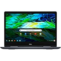 Dell Inspiron Chromebook 2 合 1 14 C7486-14 英寸全高清触控屏 - i3-8130U - 4GB - 128GB eMMC