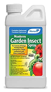 Garden Insect Concentrate Pint
