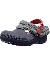 Crocs 经典款 Blitzen III 洞洞鞋男女皆宜的儿童洞洞鞋