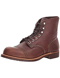 "RED WING 红翼 Iron Ranger 男 马丁靴 Red Wing Heritage Iron Ranger 6"" Boot"