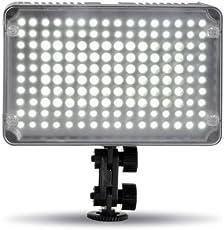 爱图仕 Aputure  LED闪光灯 16:9宽屏设计 优质灯珠 低功耗 超强节能 摄影灯 补光灯 新闻灯 婚庆灯 (160颗)