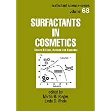 Surfactants in Cosmetics (Surfactant Science Book 68) (English Edition)