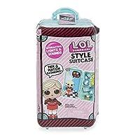 L.O.L. Surprise! 时尚的旅行箱电子玩具-As if Baby