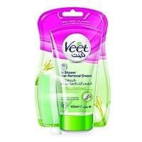 Veet 薇婷 淋浴脫毛膏 適合干性皮膚 1 件裝(1 × 150 毫升)