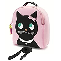 Dabbawalla Bags Harness 背包 粉色/黑色