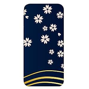 智能手机壳 透明 印刷 对应全部机型 cw-841top 套 花朵图案 花 樱花 UV印刷 壳WN-PR422700 Disney Mobile on docomo SH-02G 图案 A