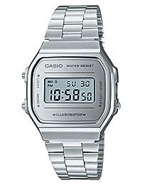 CASIO 中性款手表 A168WEM