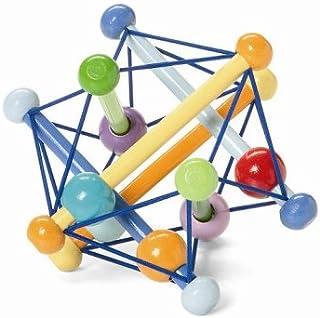 Manhattan Toy 曼哈顿玩具 Skwish 彩色Burst摇铃玩具 牙胶抓握活动玩具