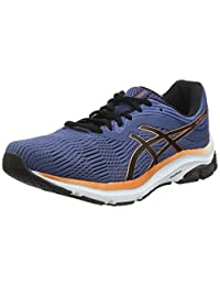 ASICS 男士 Gel-Pulse 11 跑鞋,蓝色,51.5 欧码