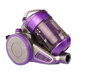 Haier 海尔 ZW1401B吸尘器家用超静音强力小型手持迷你除螨虫吸尘机 炫彩紫