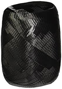 黑色卷发丝带(1 卷) 黑色 均码 BCE1226