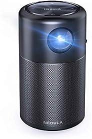 Anker Nebula Capsule 智能便携式 Wi-Fi 迷你投影仪袖珍影院 D4111111