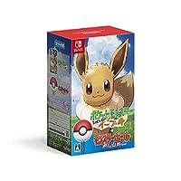 Pokemon 精灵宝可梦/宠物小精灵 Let ' s Go!Eevee 以布伊 精灵球Plus 套装- Nintendo Switch