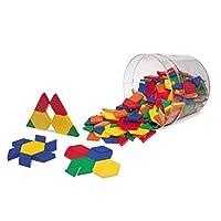 Learning Resources 塑料图案积木 0.5厘米
