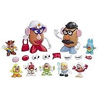 土豆头先生 Disney/Pixar 玩具总动员 4 Andy's Playroom Potato Pack 玩具,适合 2 岁及以上儿童