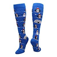 TCK Krazisox 企鹅袜,小腿