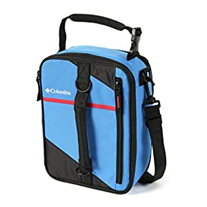 Columbia Grid Line Expandable Lunch Pack 蓝色