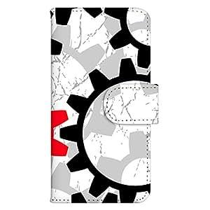 智能手机壳 手册式 对应全部机型 印刷手册 wn-624top 套 手册 军事 UV印刷 壳WN-PR061450-MX AQUOS Xx2 502SH B款