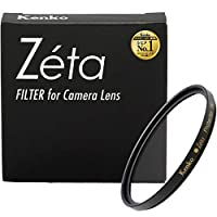 【 amazon.co.jp 限定】 Kenko 相机用滤光镜 Zeta 保护滤镜保护镜头手机镜头布带收纳盒 77mm