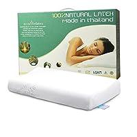 Ecolifelatex 泰国进口纯天然乳胶枕儿童枕学生枕 PS(适合3-8岁)(亚马逊自营商品, 由供应商配送)