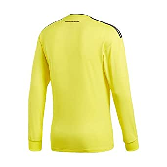 adidas Colombia Home Long Sleeve Jersey [BYELLO] (M)