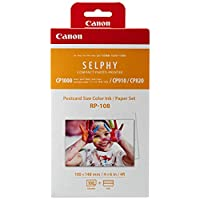CANON RP-108 大容量彩色油墨/打印紙套裝油墨