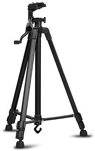 アンテックポータブル電話ライブ自分撮り3366は、(黒)DV一眼レフカメラ自分撮りフルタイマーランプブラケットスタンド三脚