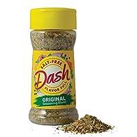 Mrs. Dash 調味料, 原味混合, 2.5盎司 (12瓶裝)