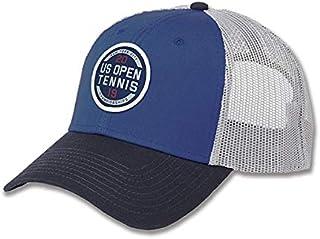 BD INNOVATION ELECTRONICS 美国网球帽蓝色带\网眼后背